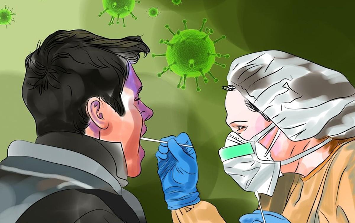 भारतमा एकै दिन थपिए करिब एक लाख ७० हजार कोरोना संक्रमित