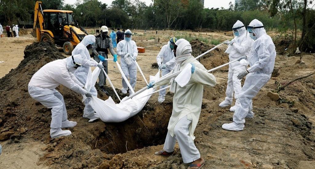कोरोना संक्रमित मृतकको संख्या ४११ पुग्यो